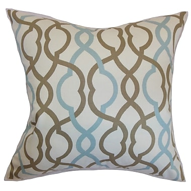 Darby Home Co Nadja Geometric Floor Pillow