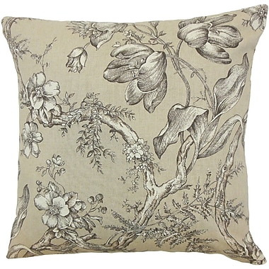 Darby Home Co Charlesworth Floral Floor Pillow