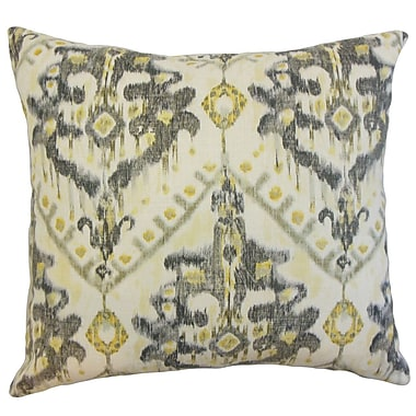 Darby Home Co Carlo Ikat Floor Pillow