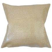 Latitude Run Hartig Solid Tan Floor Pillow