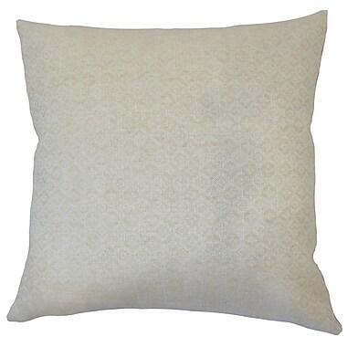 One Allium Way Perrotta Geometric Floor Pillow