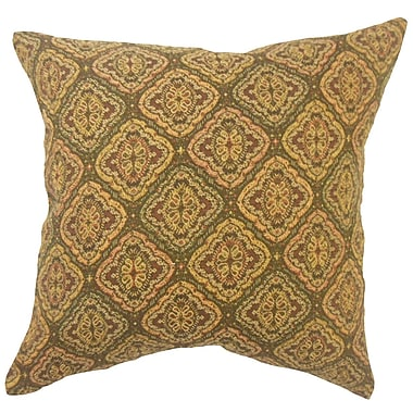 Bloomsbury Market Drew Ikat Floor Pillow