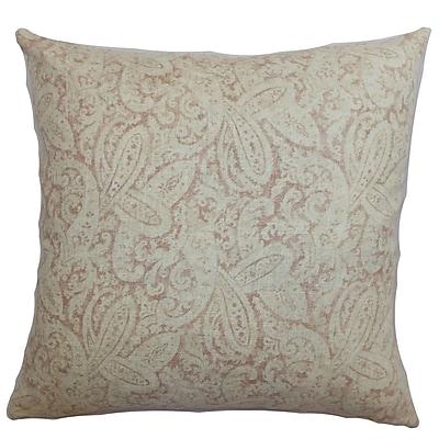 One Allium Way Perlo Paisley Floor Pillow