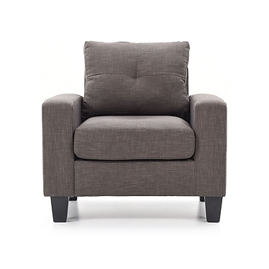 Latitude Run Mohamed Armchair; Gray