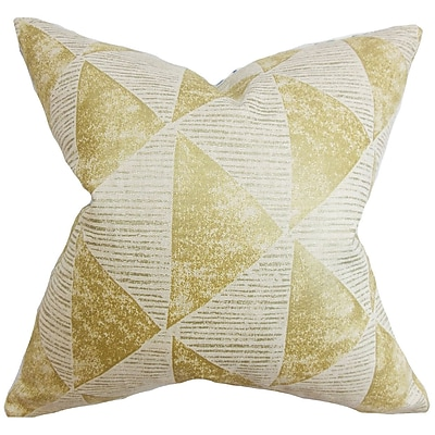 Bloomsbury Market Dunlin Geometric Floor Pillow