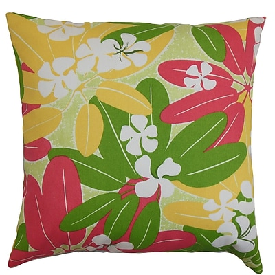 Bayou Breeze Constantia Floral Floor Pillow