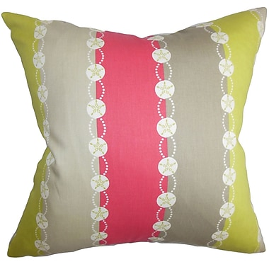 Bayou Breeze Crown Point Stripes Floor Pillow