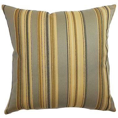 Red Barrel Studio Julius Stripes Floor Pillow