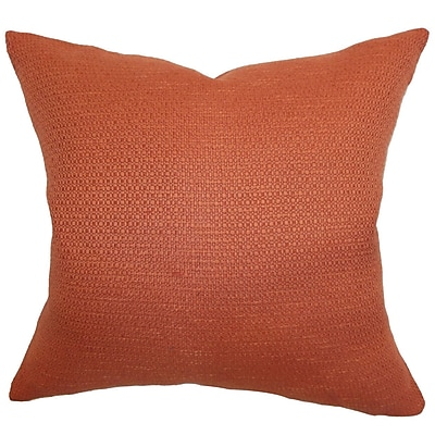 Brayden Studio Kreps Solid Floor Pillow