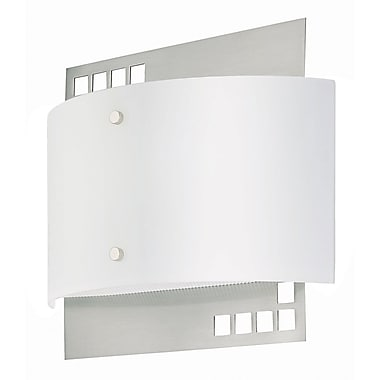 Orren Ellis Agawam 1-Light Flush Mount