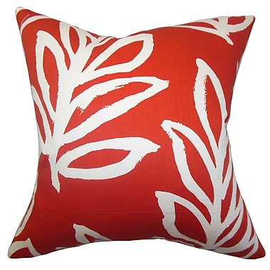 Red Barrel Studio Penshire Floral Floor Pillow