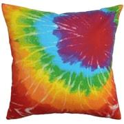 Zoomie Kids Ellari Tie Dye Floor Pillow