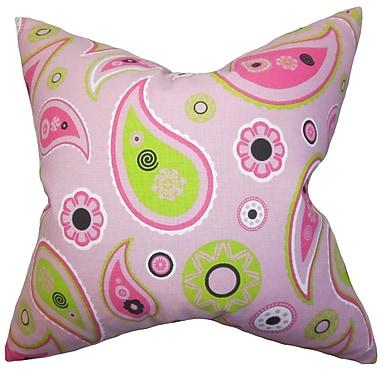 Zoomie Kids Eleada Floral Floor Pillow