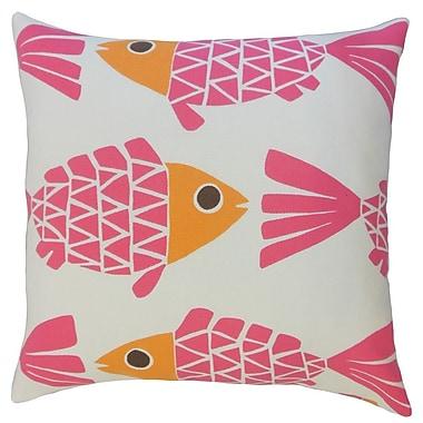 Harriet Bee Danial Graphic Floor Pillow