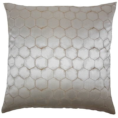 Everly Quinn Abston Solid Floor Pillow
