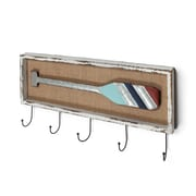 Paddle Wall Decor with 5 Hooks (7399-AM6835-00)