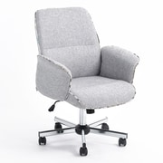 Thomasina A Office Chair, High-Back, Grey (3339-AM8683-00)