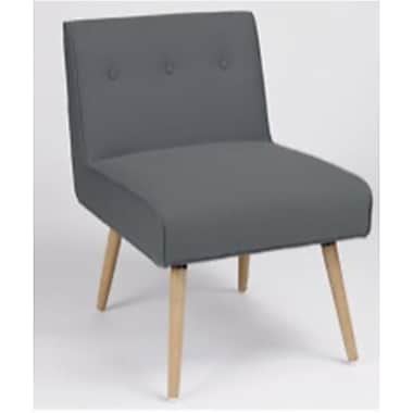 Fauteuil d?appoint Kirsten, 22,75 x 28,5 x 30,25 po