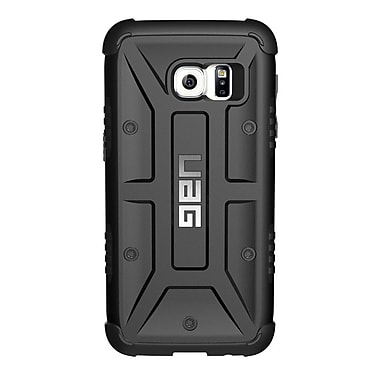 UAG Pathfinder Cell Phone Case for Galaxy S7, Black (GLXS7BLK)