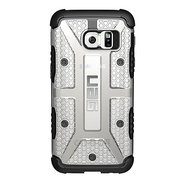 UAG Pathfinder Cell Phone Case for Galaxy S7, Clear (GLXS7ICE)