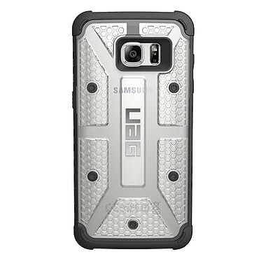 UAG Pathfinder Cell Phone Case for Galaxy S7 edge, Clear (GLXS7EDGEICE)