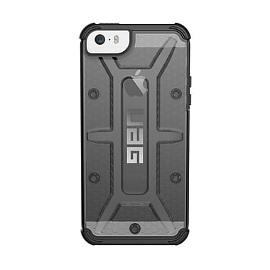 UAG Plasma Cell Phone Case for iPhone 5/5S/SE, Grey (IPH5S/SEASH)