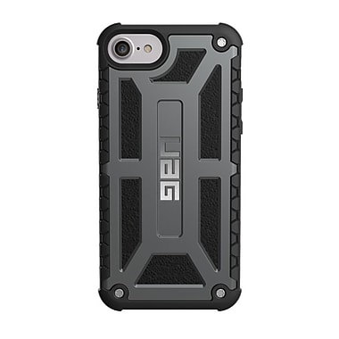 UAG Monarch Cell Phone Case for iPhone 7/6S/6, Dark Grey (IPH7/6SMGR)
