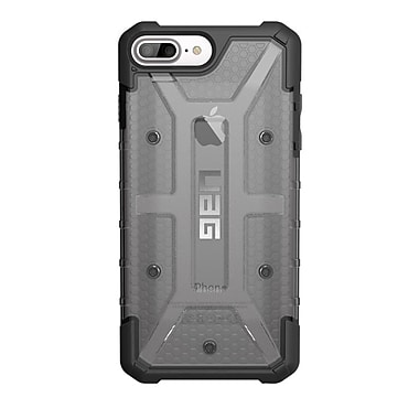 UAG – Étui Plasma pour iPhone 6/6S/7 Plus, gris/transparent (IPH7/6SPLSLAS)