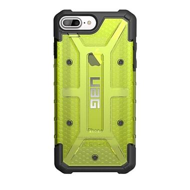 UAG Plasma iPhone 8+/7+/6S+/6+ Yellow/Clear (IPH7/6SPLSLCT)