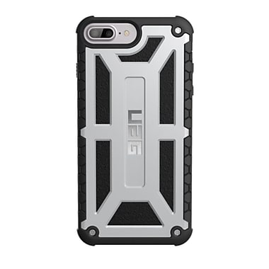 UAG Monarch iPhone 8+/7+/6S+/6+ Platinum (IPH7/6SPLSMPL)