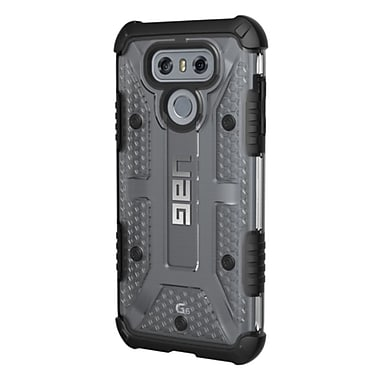 UAG Plasma Cell Phone Case for LG G6, Clear (LGG6LIC)