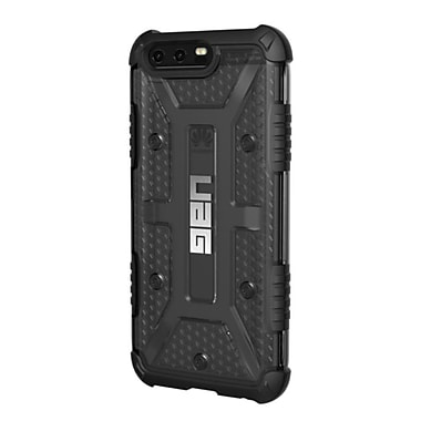 UAG Plasma Cell Phone Case for Huawei P10, Grey/Clear (HP10LAS)