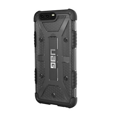 UAG Plasma Cell Phone Case for Huawei P10 Plus, Grey/Clear (HP10PLSLAS)
