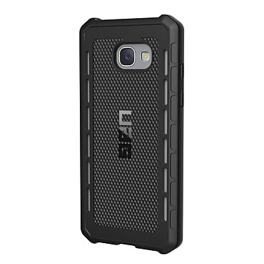 UAG Outback Cell Phone Case for Galaxy A5 2017, Black (GLXA517OBK)