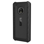 UAG Outback Cell Phone Case for Moto G5 Plus, Black (MOTOG5PLSOBK)