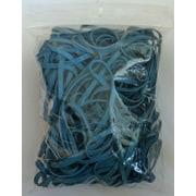 KL Rubber – Sac en polyéthylène refermable 2 mil, 8 po x 10 po, avec trou de suspension, paq./1000