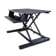 "StarTech.com Sit-Stand Desk Converter, 35"" Work Surface (ARMSTSL)"