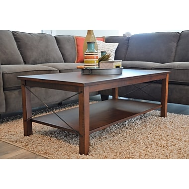 Alcott Hill Taylorstown End Coffee Table