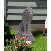 EMSCO Group Guardian Lion Statue