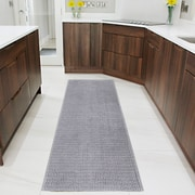 Ebern Designs Diamanta Soft Gray Area Rug