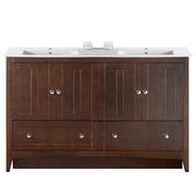 Longshore Tides Artic 59'' Double Bathroom Vanity Set