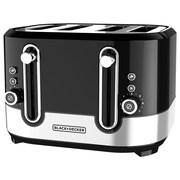 Black & Decker 4-Slice Extra-Wide Slots Toaster