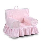 Harriet Bee Fredrick Skirted Kids Cotton Chair