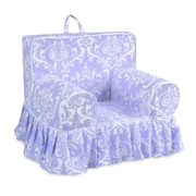 Harriet Bee Fredrick Paisley Skirted Kids Cotton Chair
