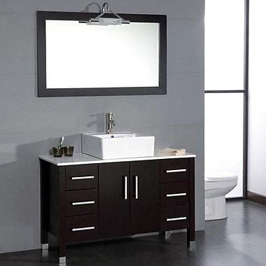 Ivy Bronx Jessa 48'' Bathroom Vanity Set w/ Mirror