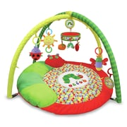 Kids Preferred Eric Carle Caterpillar Activity Baby Gym Mat