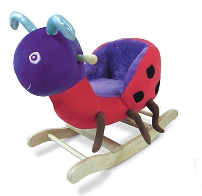 Kids Preferred Eric Carle Lady Bug Rocker