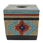 Loon Peak Everett Tissue Box Cover