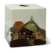 Loon Peak Ruben Tissue Box Cover