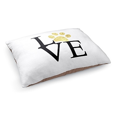 Kavka Love Pet Bed Pillow